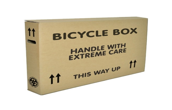 bicycles online box