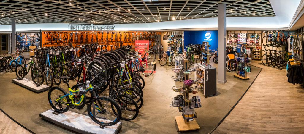 bike shops centripedal bikes