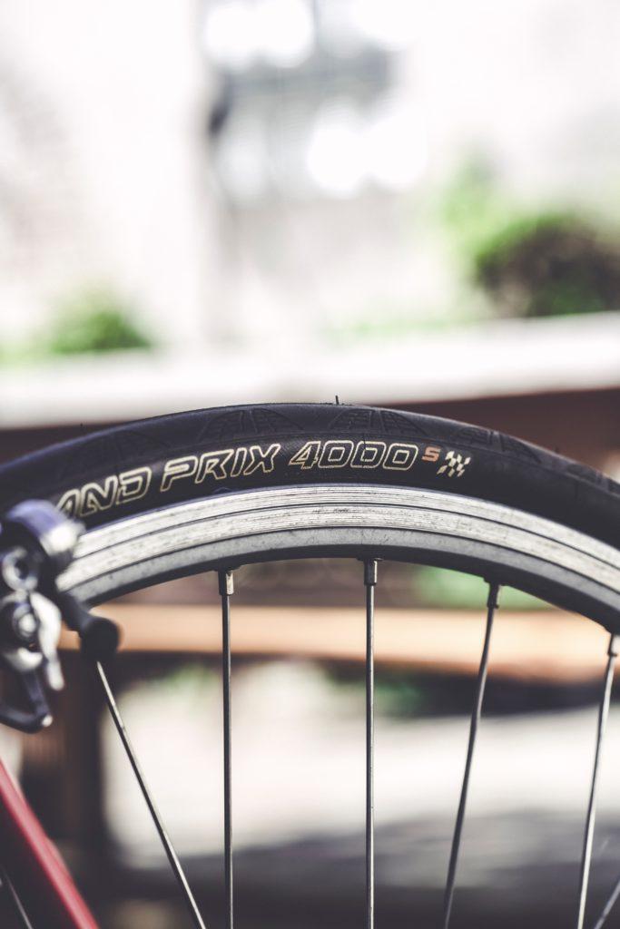vintage bikes skinny tires