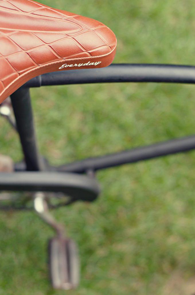 vintage bikes saddle