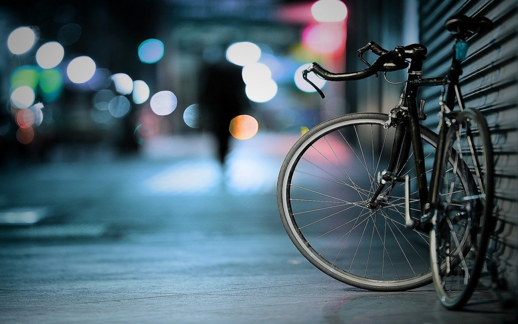 best bike for city riding at night