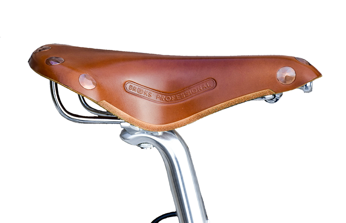 comfort bikes leather saddle