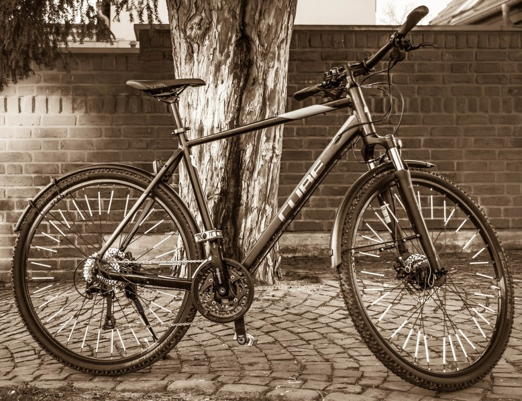 best bike for city riding hybrid bike