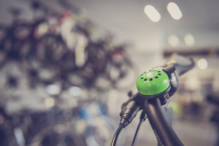 lightweight commuter bike bell