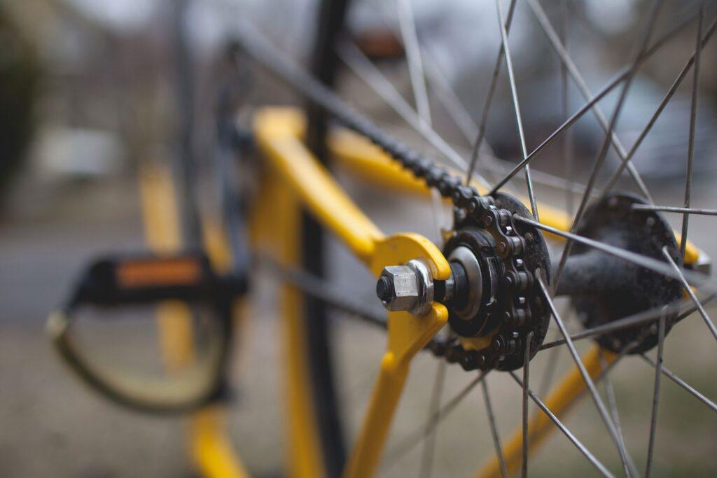 retro bicycles single speed