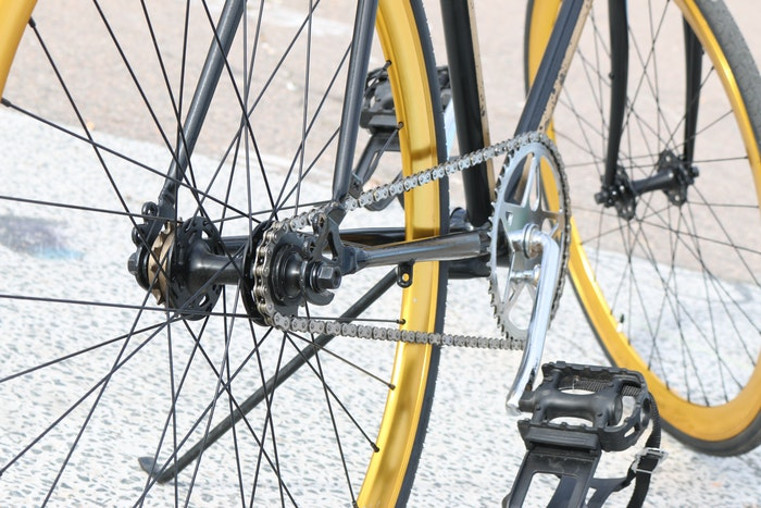 lightweight commuter bike single speed