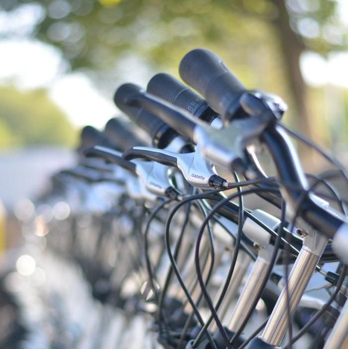 lightweight commuter bike grips
