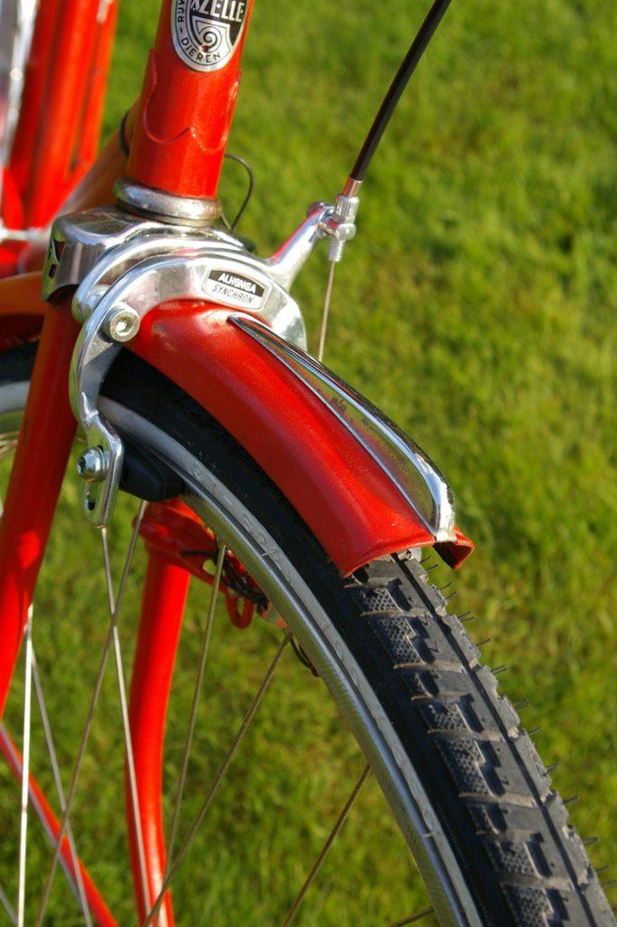 lightweight commuter bike mudguard