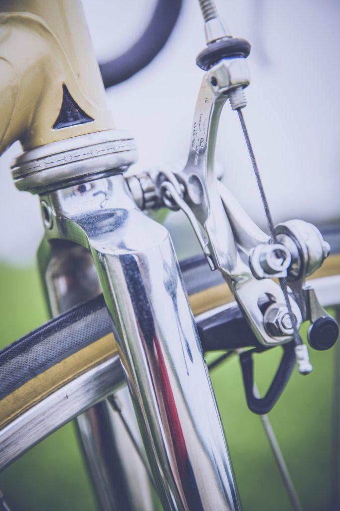 fixie bikes for cheap brakes