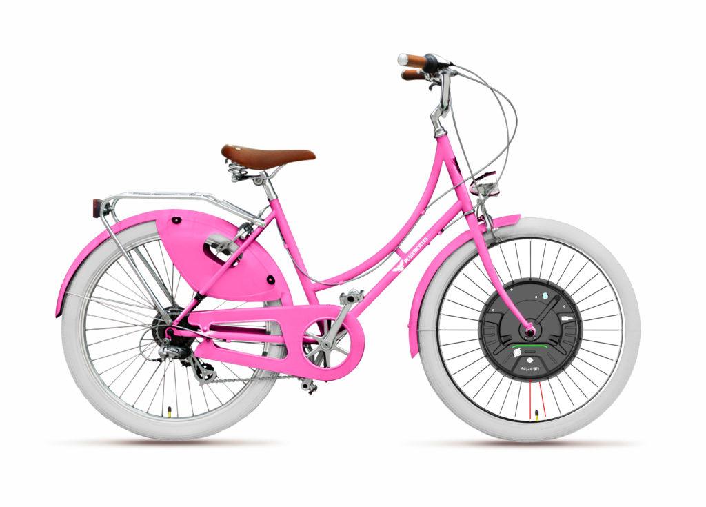 electric wheel bike