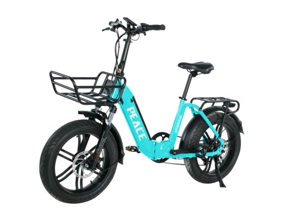 Peace- Anywherego-foldable-electric-bike-1