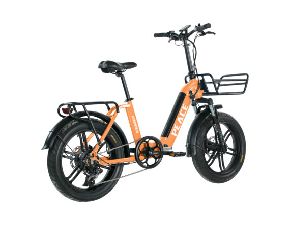 Peace-Anywherego-folding-cruiser e-bike-45b