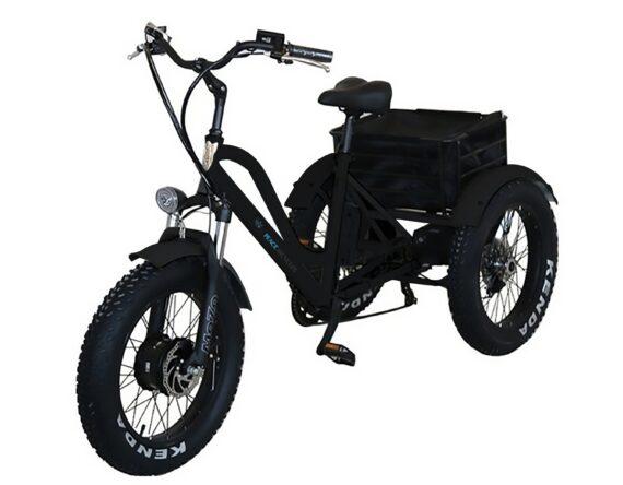 Peace-Bicycles-Trike-black